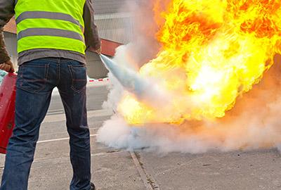 Prévention & Sécurité Incendie
